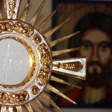 Piękno adoracji Najświętszego Sakramentu