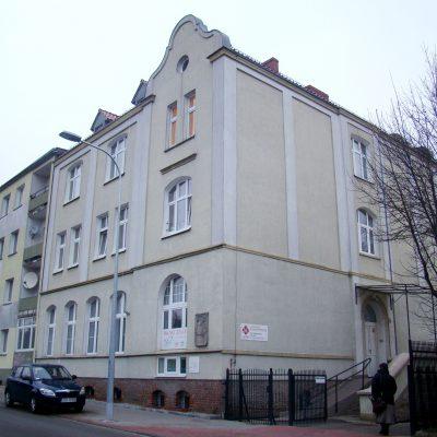 Budynek Domu Samotnej Matki