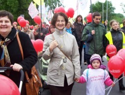 Marsz Dla Życia i Rodziny – Koszalin 2013