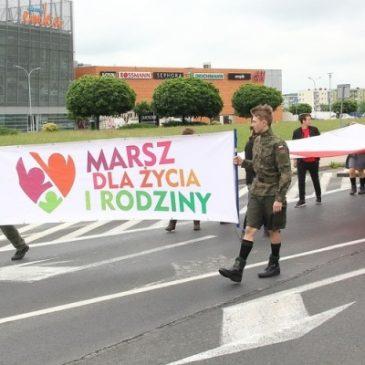 Marsz dla Życia i Rodziny w Koszalinie