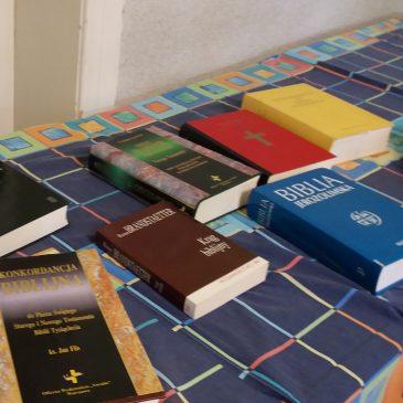 Rekolekcje ze Słowem Bożym