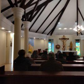 Spotkanie osób konsekrowanych z diecezji