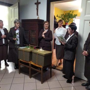 Jubileusz 25-lecia ślubów naszych Sióstr