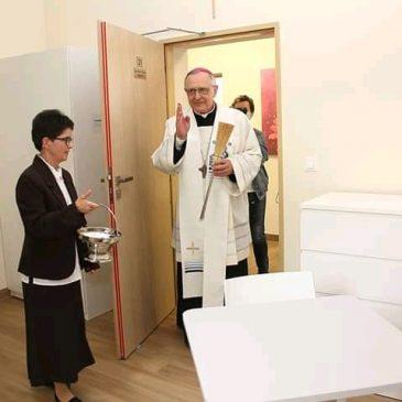 Otwarcie Domu Samotnej Matki w Koszalinie